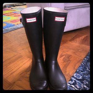Hunter Rain Boots - Huntress